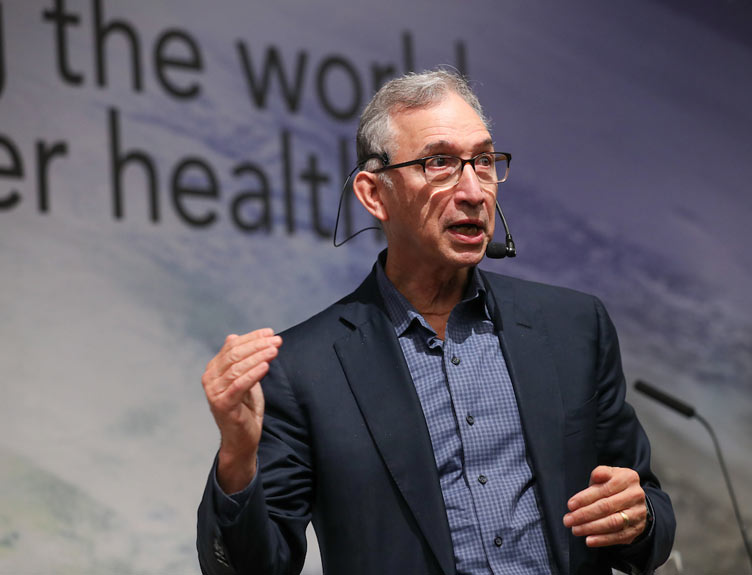Dr David Ansell MyHealth event