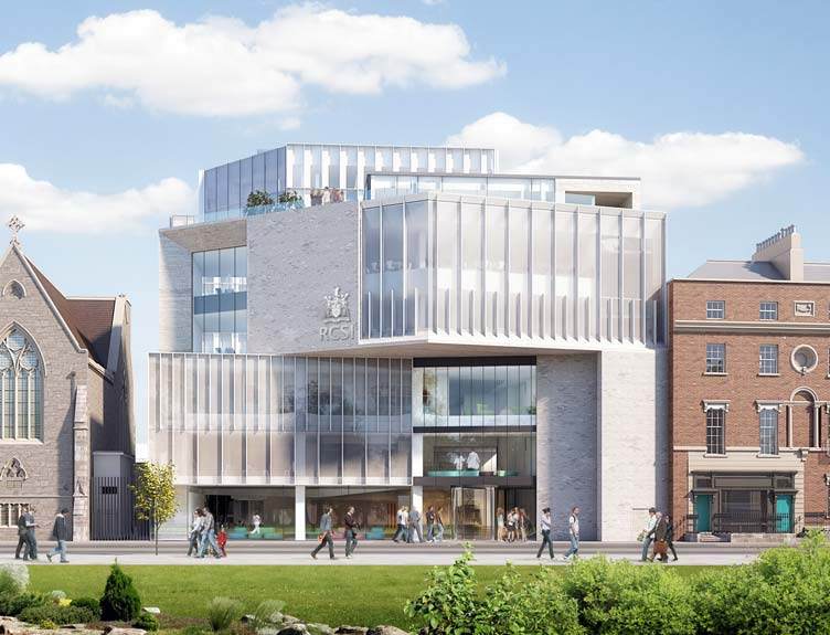 European Investment Bank agrees 40m support for RCSI campus investment