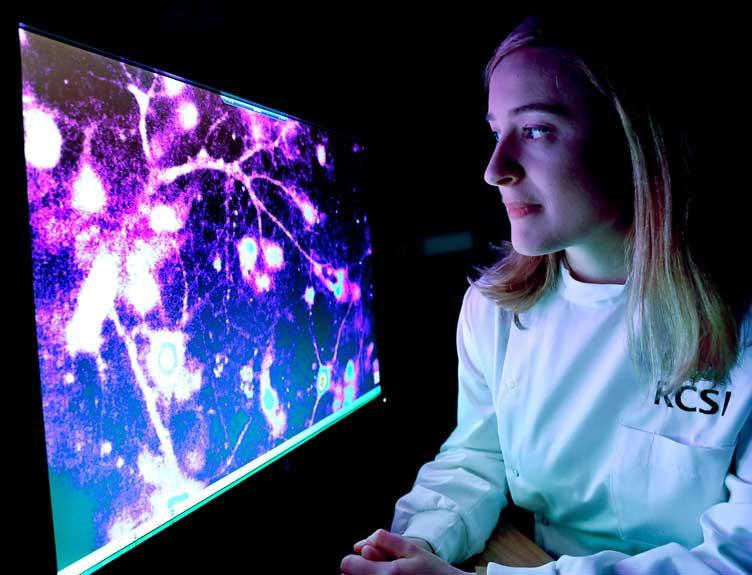 Marion Hogg FutureNeuro launch