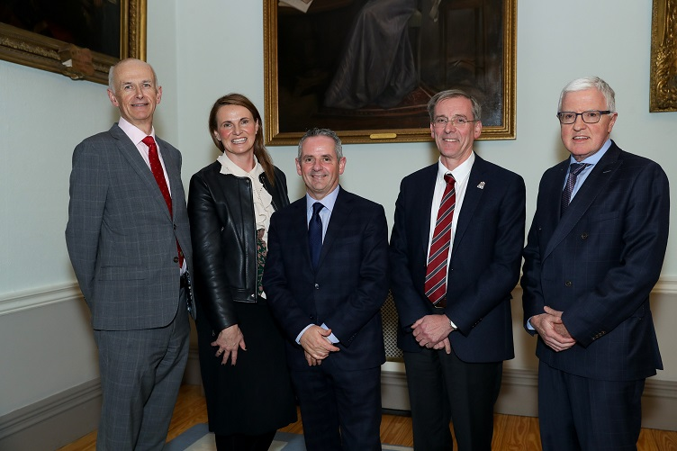 RCSI Leadership Lecture group