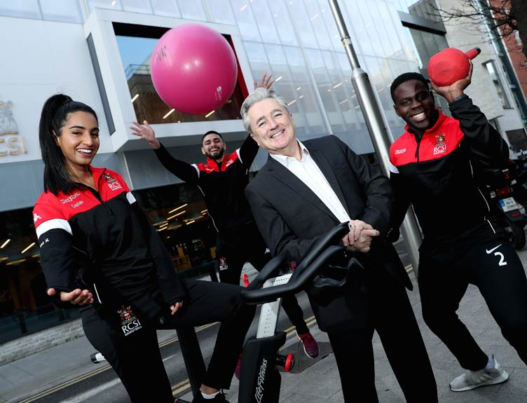 RCSI positive health and wellbeing lecture series