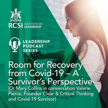 Room for Recovery RCSI podcast series