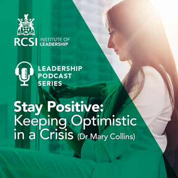 Stay Positive - Keeping Optimistic in a Crisis
