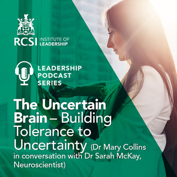 The Uncertain Brain - Building Tolerance To Uncertainty