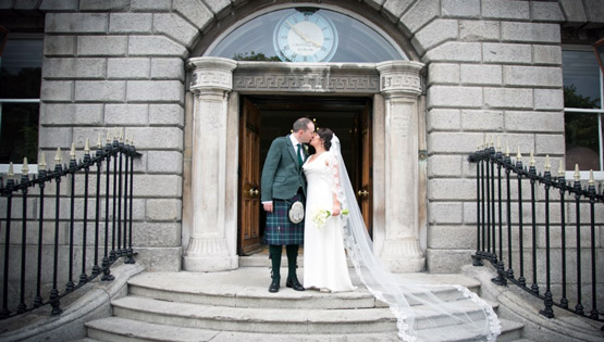 Weddings at RCSI