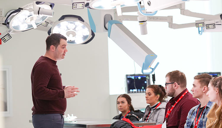Student Experience Tours at RCSI Dublin - Royal College of