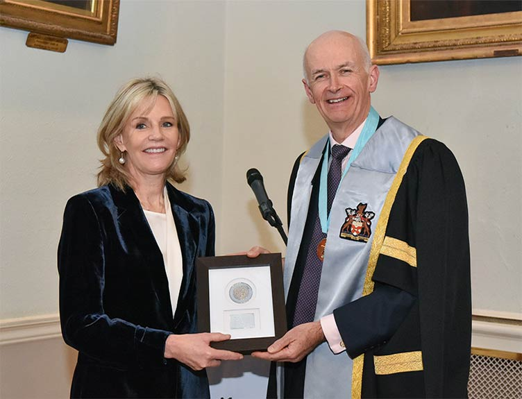 Dr Kate Coleman Leadership Award